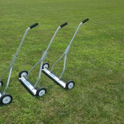 Scape Series magnetic sweepers by Bluestreak Equipment