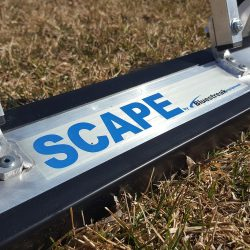 Scape Series roofing magnetic sweepers by Bluestreak Equipment