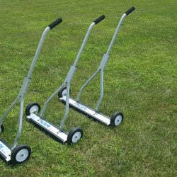 Scape series 14 20 and 26 inch magnetic sweepers