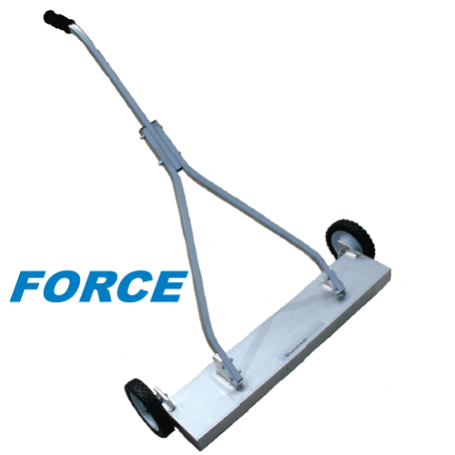 Force magnetic sweeper