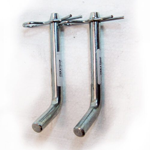 Part #5 Yacare Steel bent pin w/clips