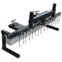 fork mount magnetic sweepers