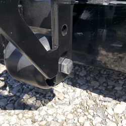 Aether magnet outriggers with wheels