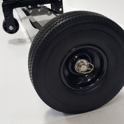 Aether magnetic sweeper flat proof bump wheels