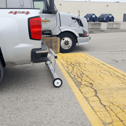 Magnetic sweeper PYR series