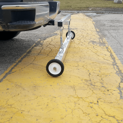 PYR 3x3 hanging magnetic sweeper
