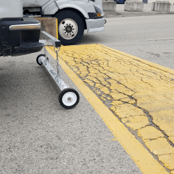 PYR Magnetic sweeper