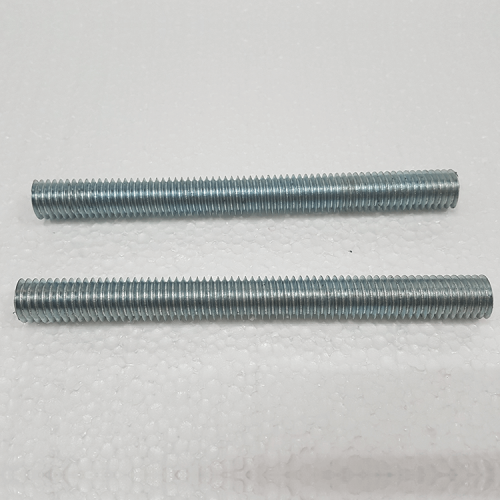 Part #2 Kursk steel 5 inch threaded rods for pin hook (2 pcs)