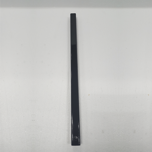 Part #8 Kursk 1 inch square steel sliders w plastic end cap (1pc)