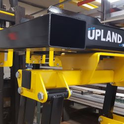 UPLAND front side view